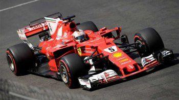 Vettel ganó de punta a punta y la Fórmula 1 se pone vibrante