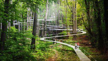 El nuevo parque, dividido en cinco zonas, está a 10 km de Estambul.