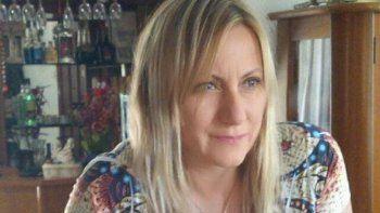 Patricia Sprigrieshber (49) era empresaria. De su ex, apodado Pitufo, se había separado hace tres semanas.