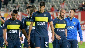 Boca es el líder del torneo en soledad, a pesar de que desde el juego parece un equipo en formación.