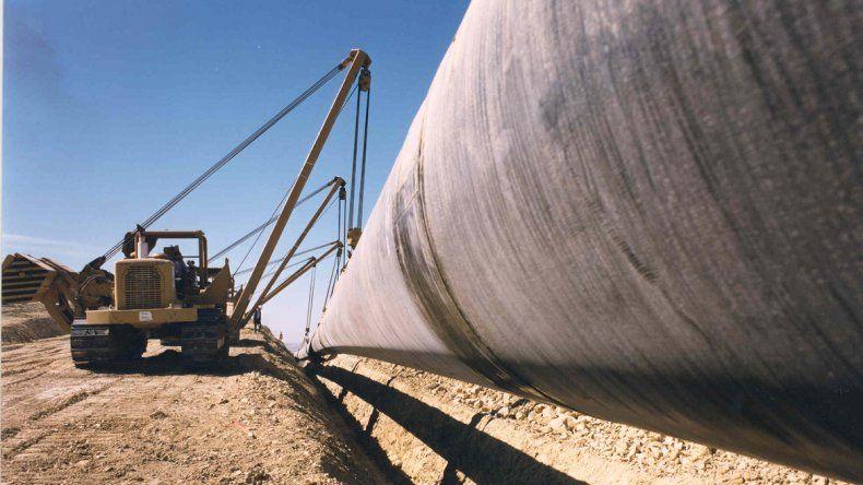Nuevo tramo: TGS amplía gasoducto