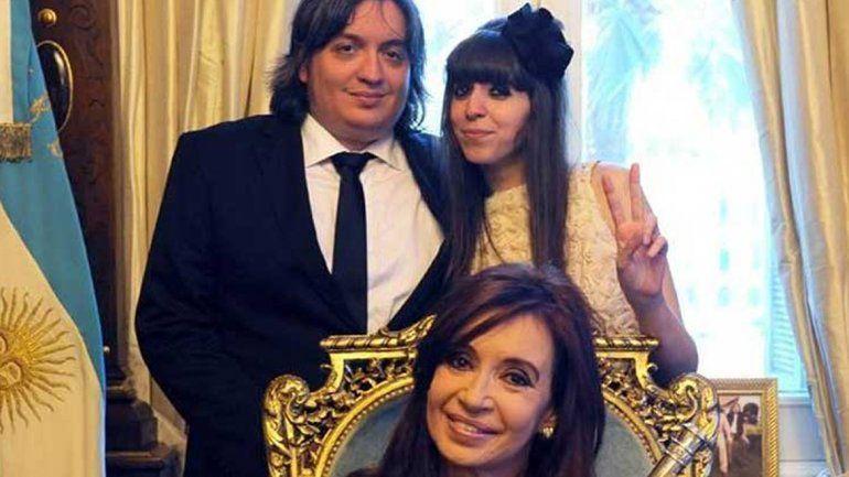 Causa Hotesur: procesaron a Cristina Kirchner y a sus hijos por lavado de dinero