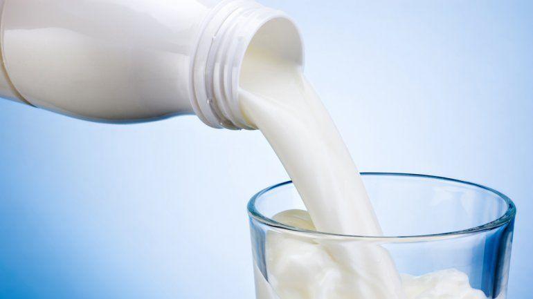 La caída en el consumo de lácteos