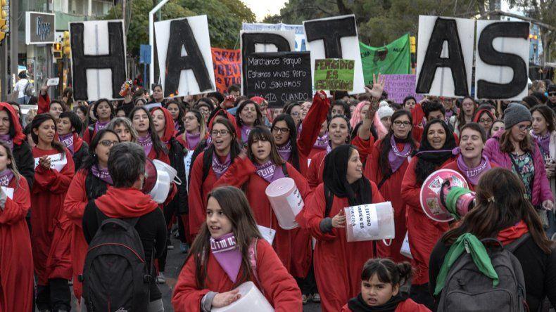 Neuquén, la segunda provincia del país con la tasa más alta de femicidios