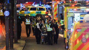 Terror en Londres: 7 muertos y al menos 45 heridos por dos nuevos atentados en la capital inglesa