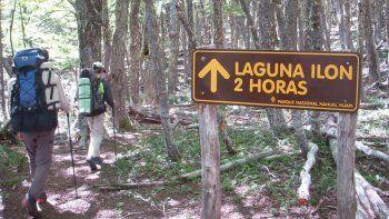 parque nahuel huapi: cierran senderos por alerta meteorologico