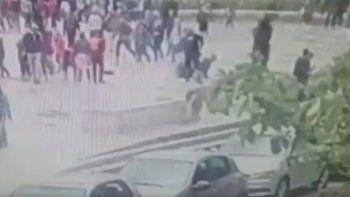 El atacante de Notre Dame juró lealtad al EI