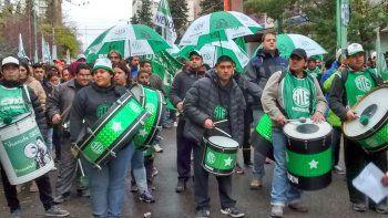 ATE lanzó un paro por tiempo indeterminado en Neuquén