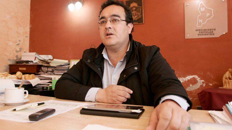 Darío Díaz sostuvo que los crianceros de la localidad son cooptados por la federación mapuche.