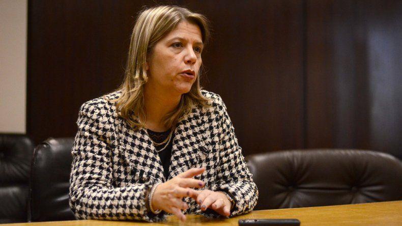 Andrea Heins, subsecretaria de Ahorro y Eficiencia Energética del Ministerio de Energía y Minería de Nación.