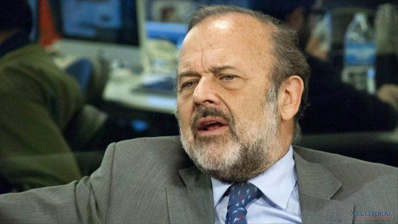 El diputado Eduardo Amadeo sufrió una crisis respiratoria y está grave