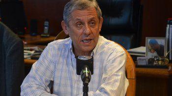 Pechi Quiroga se solidarizó con el gobernador por las redes