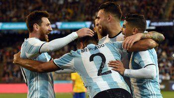 por un fallo, argentina volvera a la zona de clasificacion directa