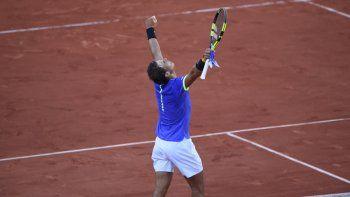 Nadal aplastó a Thiem y jugará la final de Rolanga contra Wawrinka