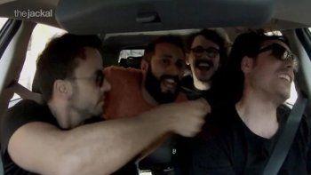 Los italianos del Despacito se encontraron con Luis Fonsi