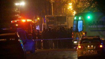 Secuestro y choque en Lomas de Zamora: hay tres muertos