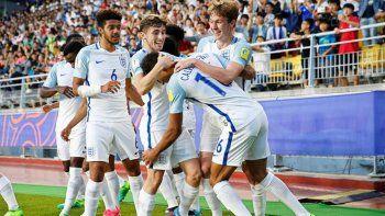 Inglaterra venció a Venezuela y se coronó campeón