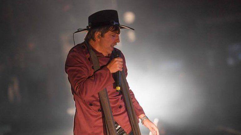 El cantautor llegar al Ruca Che en el marco de su gira Oncemil Tour ...