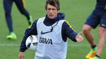 Bentancur regresó a los entrenamientos luego de jugar el Mundial.