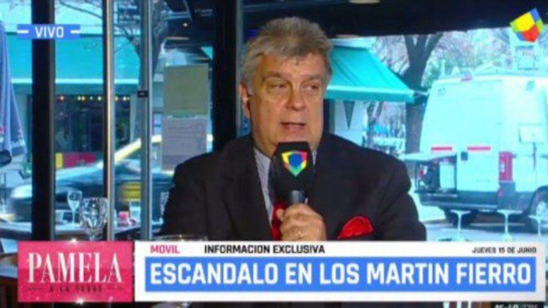 Las Termas de gala por los Martín Fierro Federal 2017