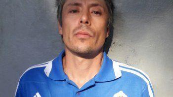 Díaz mató a la madre de su hija y de otro nene. Cayó en Mendoza.