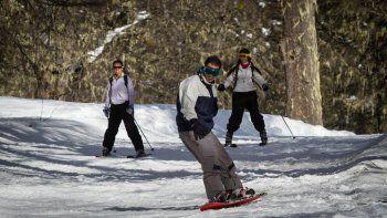 Los centros de esquí en la provincia aún están cerrados. Se espera que después del 24 de junio haya más nieve.