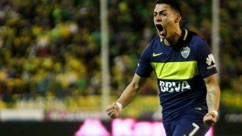 Boca goleó a Aldosivi en Mar del Plata y acaricia el título