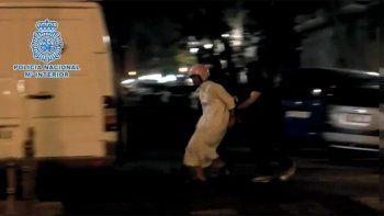 detienen a tres presuntos yihadistas en madrid