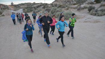 Los concejales buscan regular la actividad de los grupos de entrenamiento de running, que sigue creciendo.