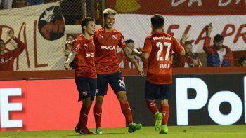 Independiente consiguió un triunfo clave en Santa Fe.