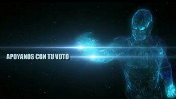 el llamativo video que lanzo un candidato neuquino para promocionar su campana politica