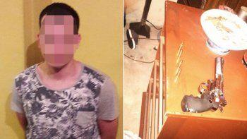 La víctima tenía 17 años y murió a causa de un disparo en la cabeza.