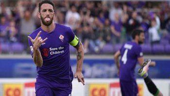 Rodríguez, ídolo de la Fiorentina, regresa tras 13 años. Romagnoli sigue.