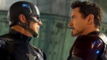 Evans (Capitán América) y Downey Jr. (Iron Man) podrían salir de la saga.