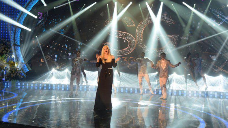 Así fue el esperado regreso de Susana Giménez a la pantalla chica