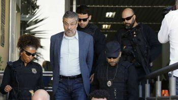 Palocci fue condenado a 12 años de prisión por corrupción.