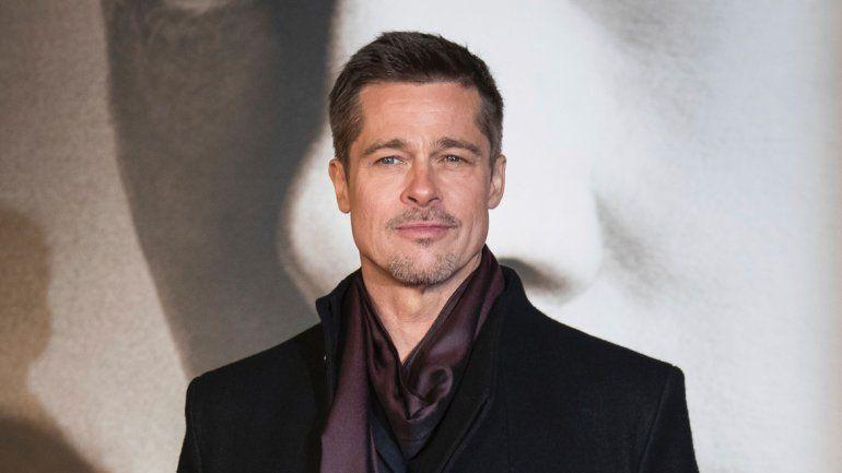 A Brad Pitt se lo vinculó con Siena Miller