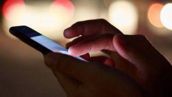 El agresor amenazaba a la víctima, su ex pareja, por mensajes de texto.