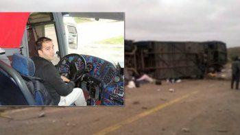 El estremecedor grito del chofer antes de la tragedia en Mendoza