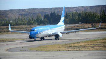 Neuquén y Chapelco ya recibieron 350 mil pasajeros durante el año