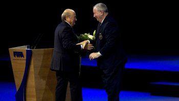 Blatter y Grondona aparecen en el Informe García.