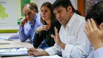 El concejal del Frente Neuquino, Luis Durán.