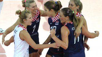 Croacia, el primer equipo extranjero en llegar para el GP.