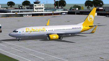Otra vez Flybondi: canceló el vuelo desde Neuquén a Buenos Aires