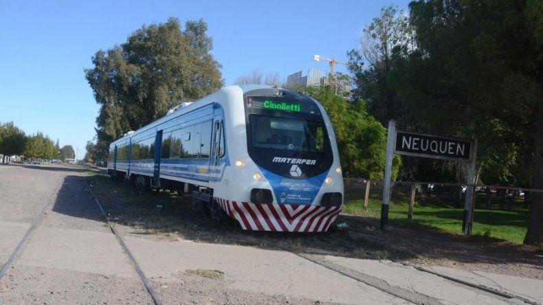 Un proyecto impulsa que el servicio se extienda hasta Senillosa.
