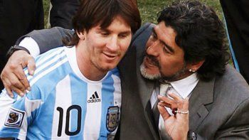 El irónico mensaje de Maradona por no haber sido invitado a la boda