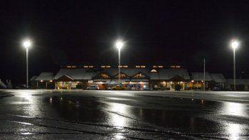 Mañana llegará el primer vuelo nocturno a Chapelco