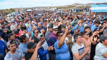 Los cortes de ruta en Rincón de los Sauces detonaron la reacción.