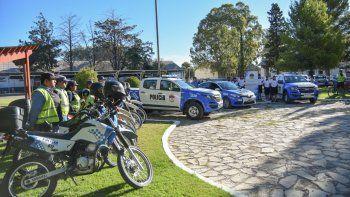 Huiliches, La Sirena, Cuenca XV y 127 Hectáreas pidieron presencia policial.