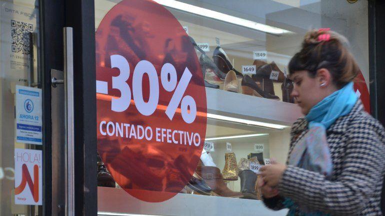 Algunos comercios sienten la merma por los precios bajos de Chile.